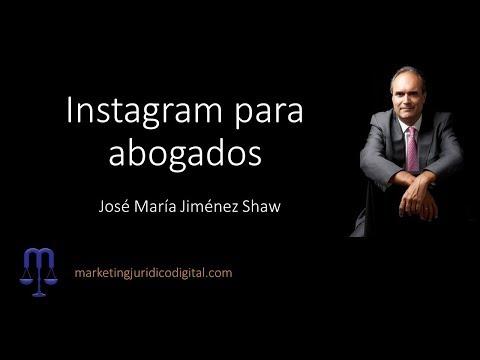 Instagram Para Abogados