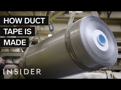 Why is Duct Tape So Strong?