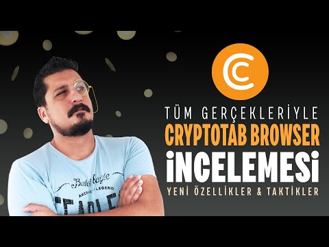 CRYPTOTAB BROWSER İNCELEMESİ 2021💥 İnternetten Bitcoin Kazanma
