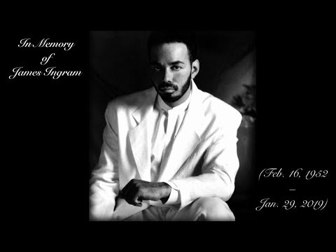 I Believe I Can Fly  ~  In Memory of Mr. James Ingram Mp3