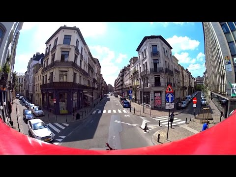 25 minutes | CitySightseeing Brussels - Blue Line - Part II