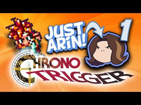 Chrono Trigger: It's About Time - PART 1 - Game Grump