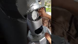 My Bender costume for how