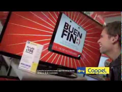 Comercial Coppel- Buen Fin - YouTube