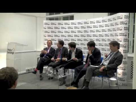 Taxing for Growth with David Gauke MP | 08.12.2011