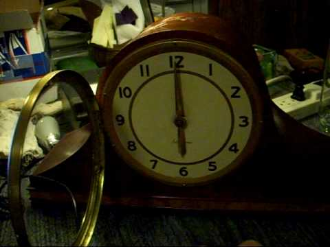 dating seth thomas mantel clocks