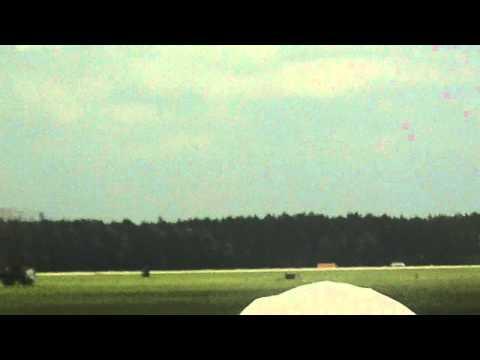 Kecskeméti Repülőnap 2010 -  Mig-29AS Slovakia demo and Patrouille Suisse taxi