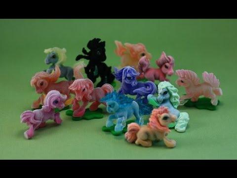 У вас появилась уникальная возможность порадовать детей коллекцией маджики разноцветные лошадки. Соберите их всех поверь в чудеса!