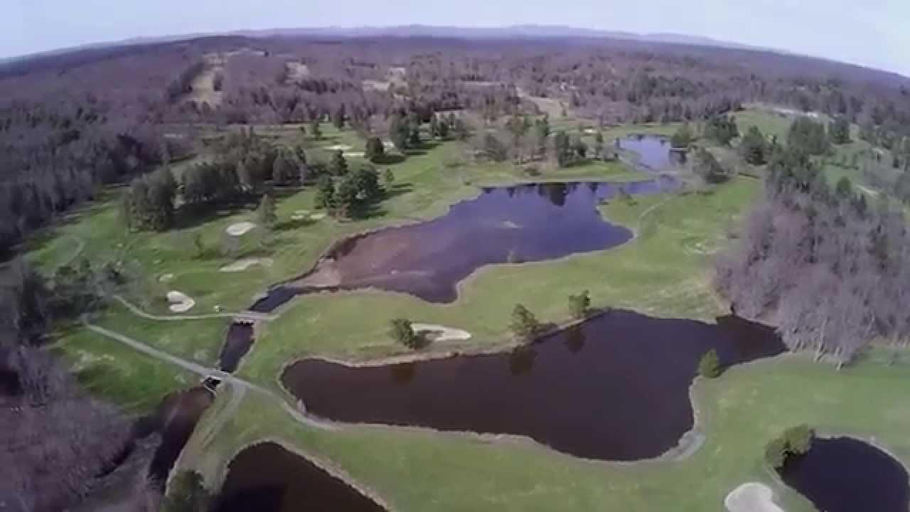 Monster Golf Course Monticello NY