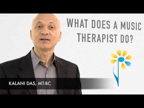 What Does a Music Therapist Do?