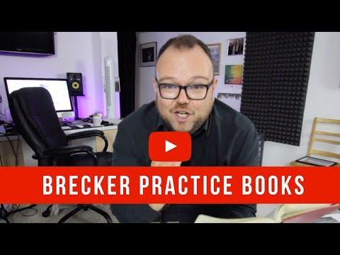 MICHAEL BRECKER'S PRACTICE BOOKS