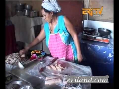 How to cook the Eritrean Fish from the Red Sea