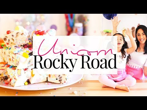 UNICORN ROCKY ROAD! Mama and Miss Episode 1.