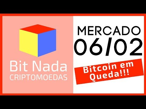 Mercado de Cripto! 06/02 QUEDA BITCOIN!! / Ano novo Chinês / Stable Coreana / Exchanges Zoadas