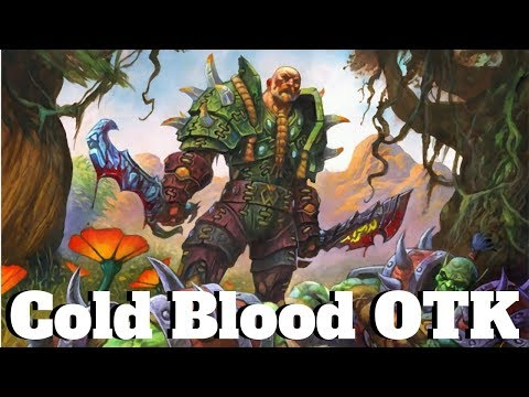 A Cold Blooded OTK! Southsea Deckhand Combo! [Hearthstone Game of the Day]