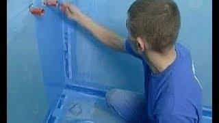 як зробити гідроізоляцію підвалу зсередини якщо йде вода