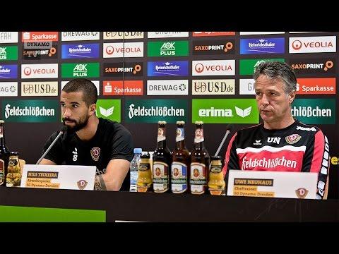 8. Spieltag | Köln - SGD | Pressekonferenz vor dem Spiel