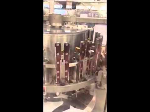 MRM Rotary Piston Filler