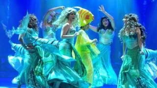 בת הים הקטנה המחזמר אהבה the little mermaid musical israel she s in love