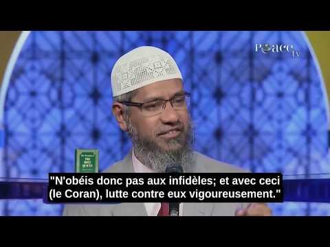 L'Idée Fausse Sur Jihad Et Jihad Selon Islam-Zakir Naik
