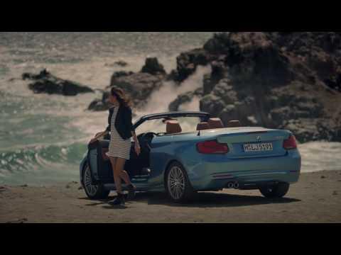 Das Neue BMW 2er Cabrio. Freiheit Neu Definiert.