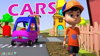 Cartoons for Children | Car Cartoons for Children | Police Car | Monster Trucks for Children |