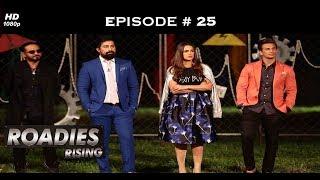 Roadies Rising - Episode  25 -  Meet the semi-finalists