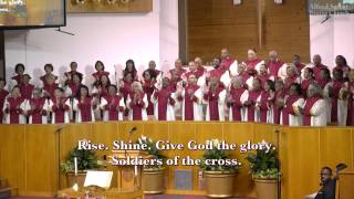 """Rise, Shine, Glory Hallelujah"", Trinity Choir"
