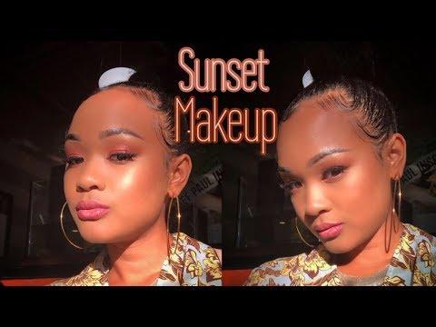Makeup tutorial using Natasha Denona mini palette thumbnail
