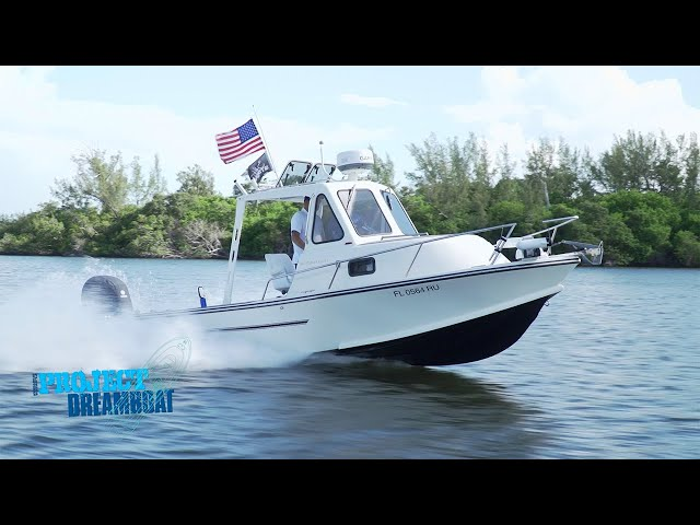 Florida Sportsman Project Dreamboat – Bertram Rigging & Steiger Craft Legacy [2021]