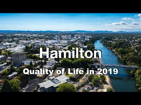 Quality Of Life In Hamilton, Canada , Rank 87th In The World In 2019