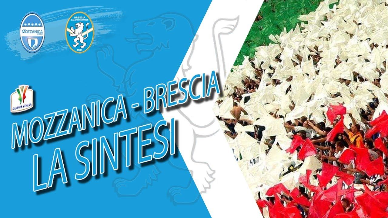 Mozzanica-Brescia Highlights