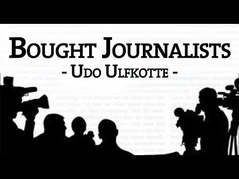 Bought Journalists - Udo Ulfkotte