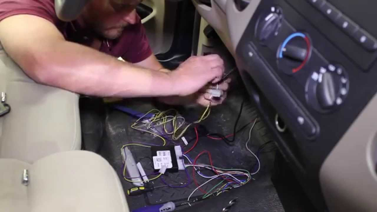 2004 2008 F150 Cruise Control Installation Youtube Rostra Wiring Diagram