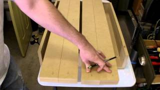 Part 4 Of 8- Building A Planer Feed Table And Stand