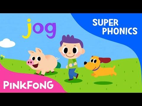 og | Jog Jog Jog | Super Phonics | Pinkfong Songs for Children