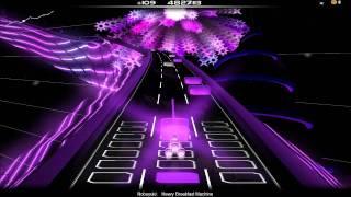 Audiosurf - Nobuyukinyuu - Heavy Breakfast Machine