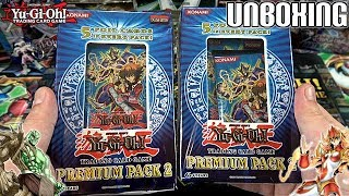 Yu-Gi-Oh! Premium Pack 2 Special Edition Opening X2 | ELEMENTAL HERO CARDS!