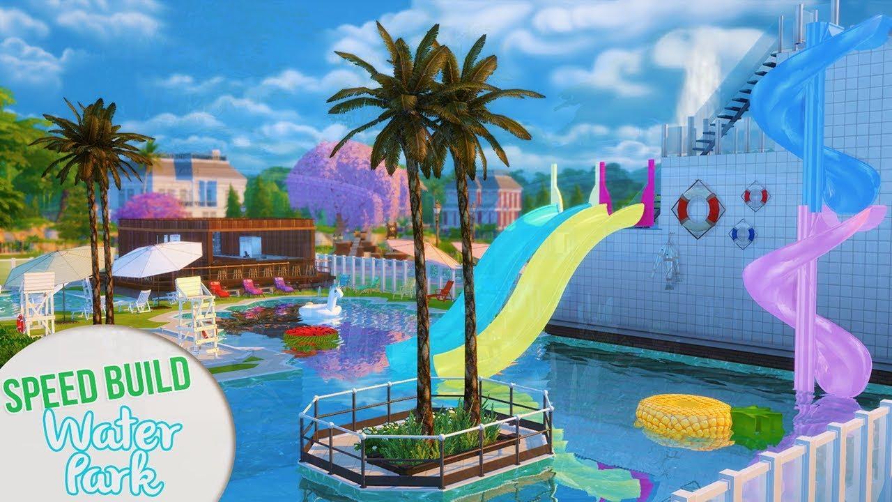 Sims  How To Build An Amusement Park