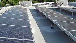 My last solar installation in Glendale, CA.