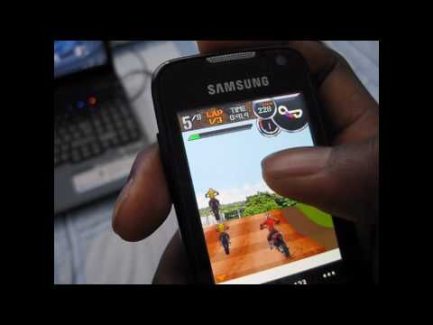 How to get games for Samsung s8000 jet