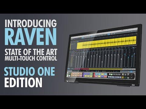 RAVEN - Multi-Touch Control Surface For PreSonus STUDIO ONE