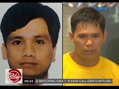 Dalawang suspek na nagtanim   umano ng IED malapit sa U.S. Embassy,   iniharap ng PNP