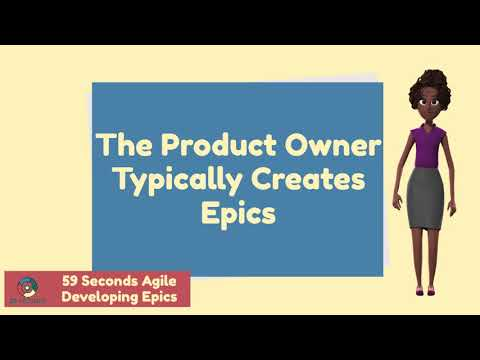 Developing Epics with 59 Seconds Agile