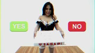 "Gambar cover "" VR "" Rheana Adisty Sagami Idol Winner 2019 X Sagami condoms"