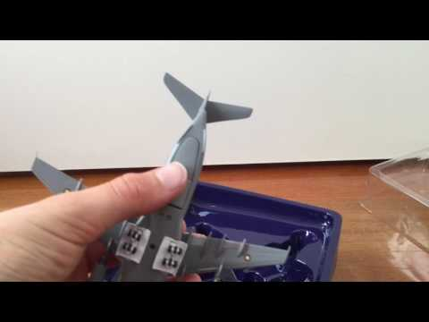 Unboxing A Gemini Jets 1:400 Qatar Emiri Air Force C-17 Globemaster 111