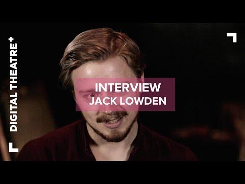 Jack Lowden Interview - Ghosts | Olivier Award Winner | Digital Theatre+