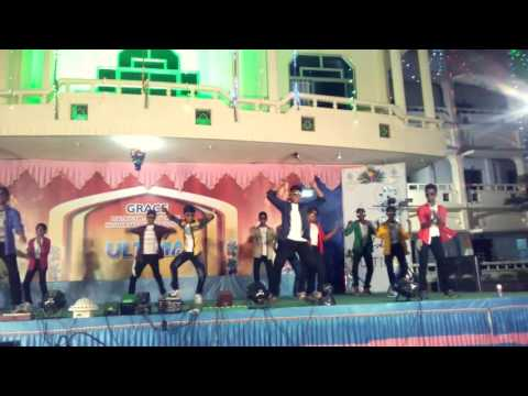 Grace school annual day function