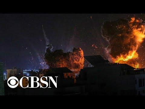 Israel launches overnight airstrikes on Gaza