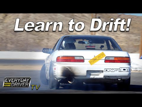 Learn to Drift - How to and Exercises with Drift 101 - Every